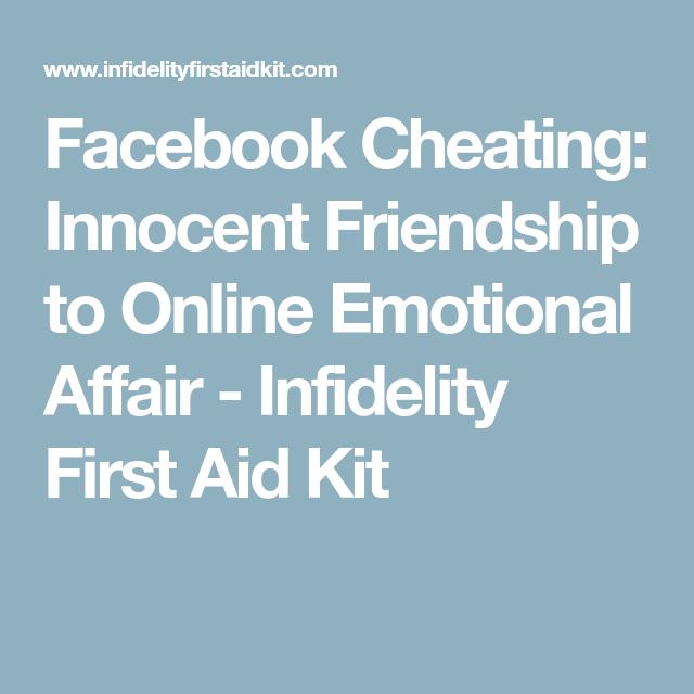 Facebook infidelity