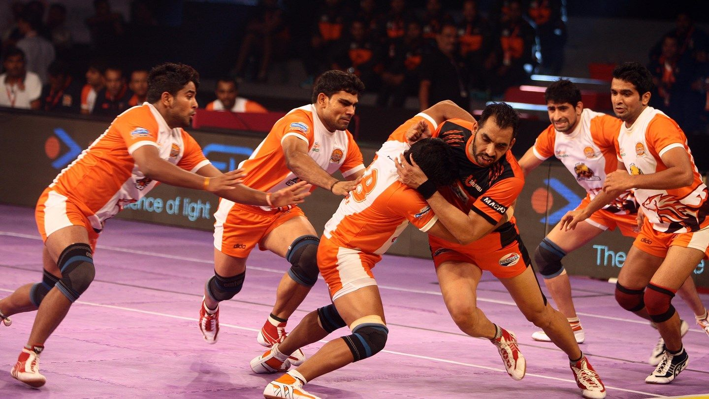 3umumba Vs Puneripaltan Mumbai Beat Pune Kabaddi World Cup Pro Kabaddi League World Cup