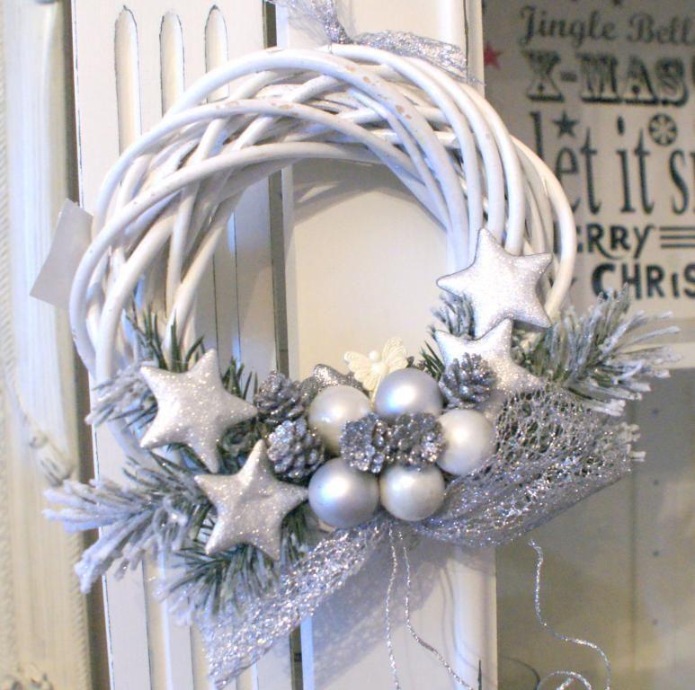 Wianek Bozonarodzeniowy Na Drzwi 4875718612 Oficjalne Archiwum Allegro Christmas Wreaths Christmas Wreaths Diy Christmas Ornament Wreath