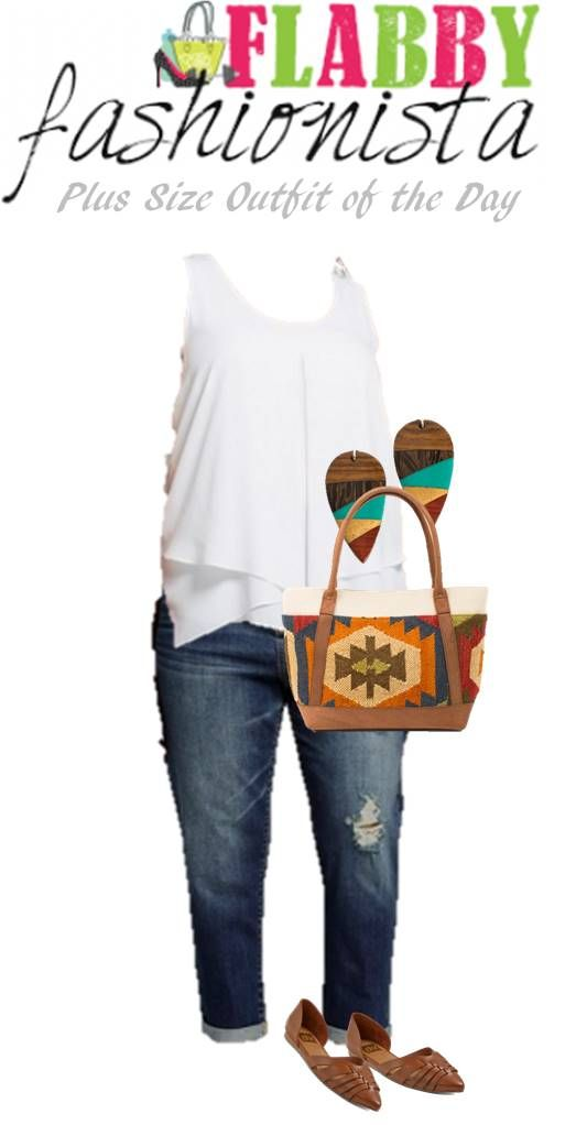 Photo of Plus Size Outfit of the Day – All About the Handbag