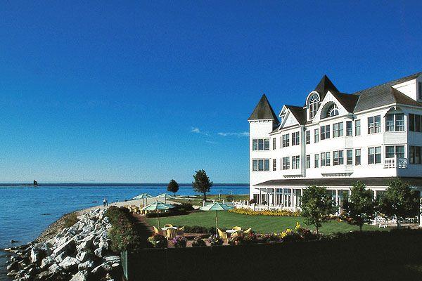 Hotel Iroquois Macinac Island Mi Mackinac Island Mackinac Mackinac Island Michigan