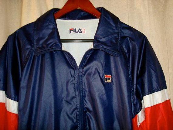 fila windbreaker jacket