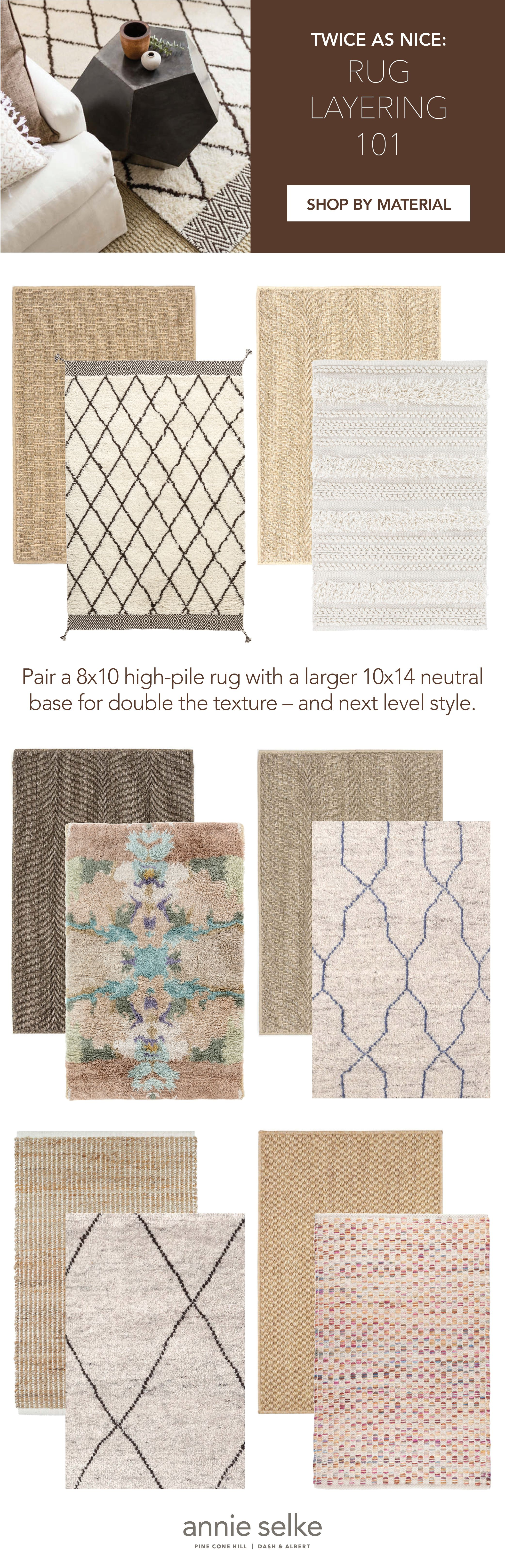 Rug Layering 101 In 2020 Layered Rugs Standard Rug Sizes Area Rug Sizes