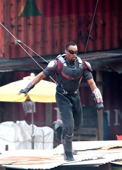 Captain America Civil War\u0027 \u2014 Behind the Scenes of the Next Marvel