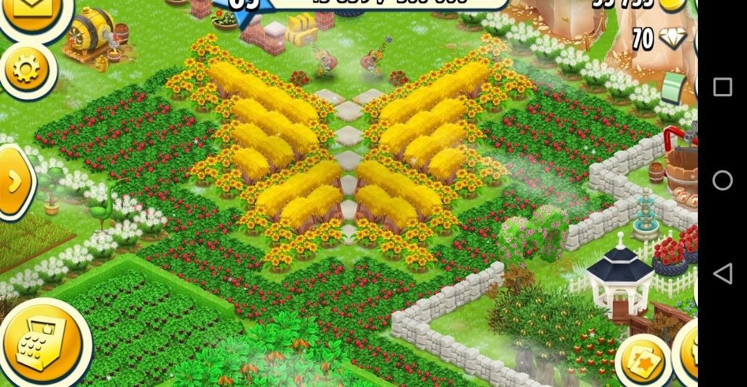 Hay Day Decoration Ideas For 60 Level Hay Day Pdf Books