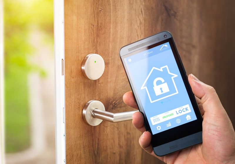 Electronic And Smart Locks For Your Home With Images Smart Lock Home Gadgets Smart Home