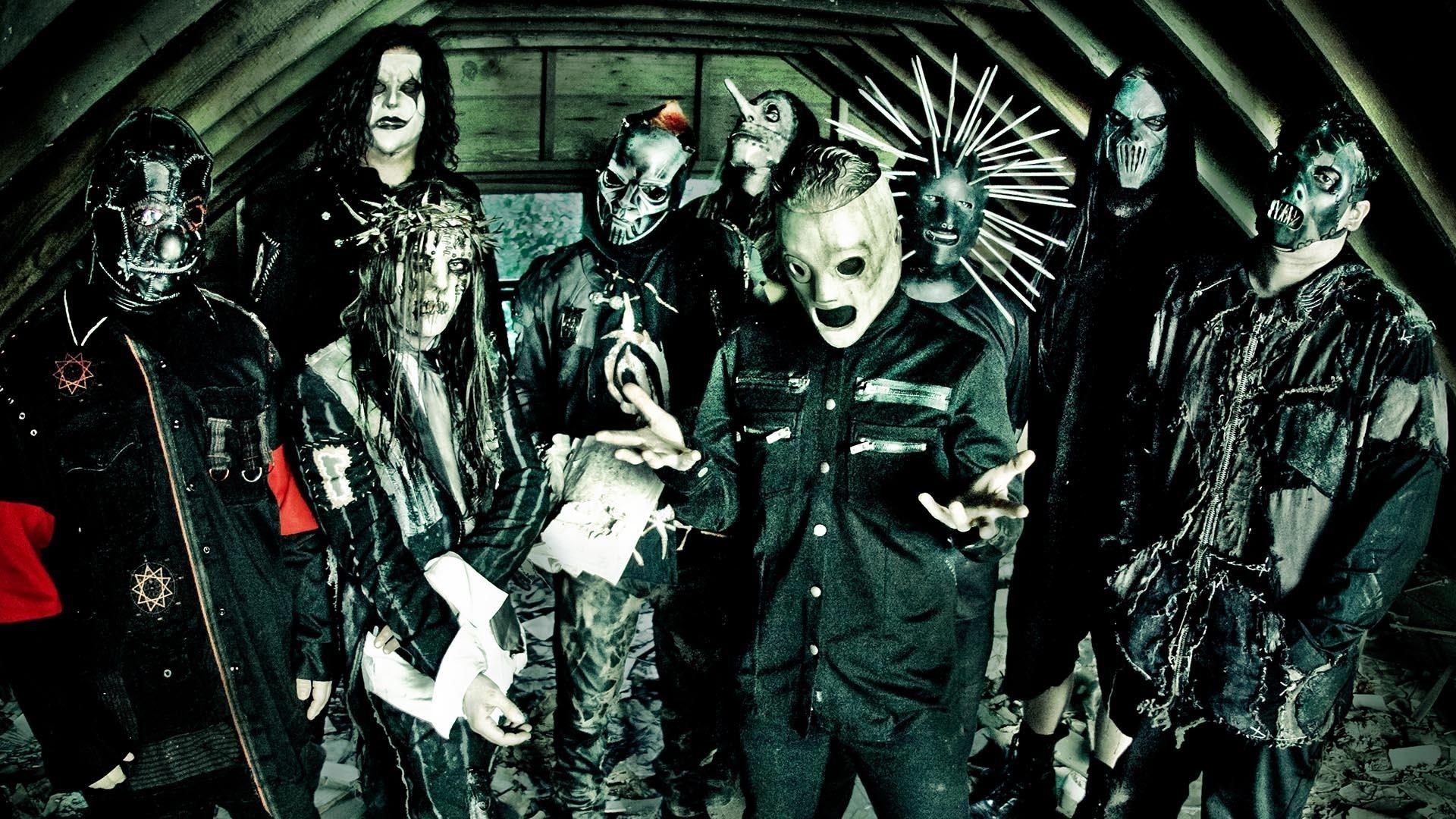 slipknot wallpapers for mac desktop Slipknot band