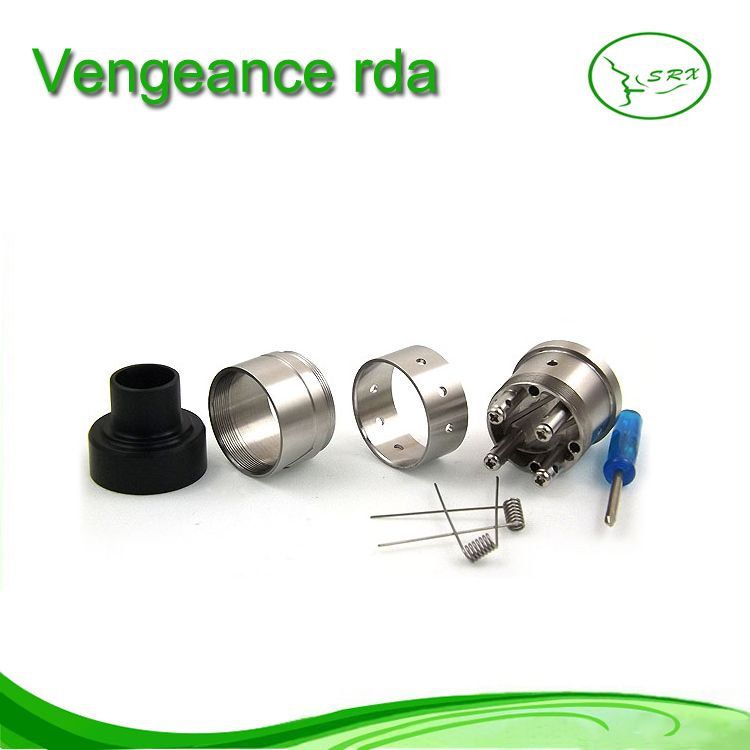 Vengeance Rda Mod New Arrive Rda Atomizers Pinterest Vape