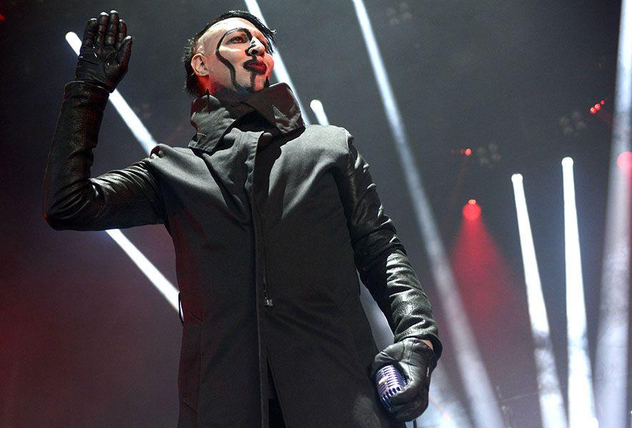 Marilyn Manson Setlist at Auditorio Coca-Cola, Monterrey