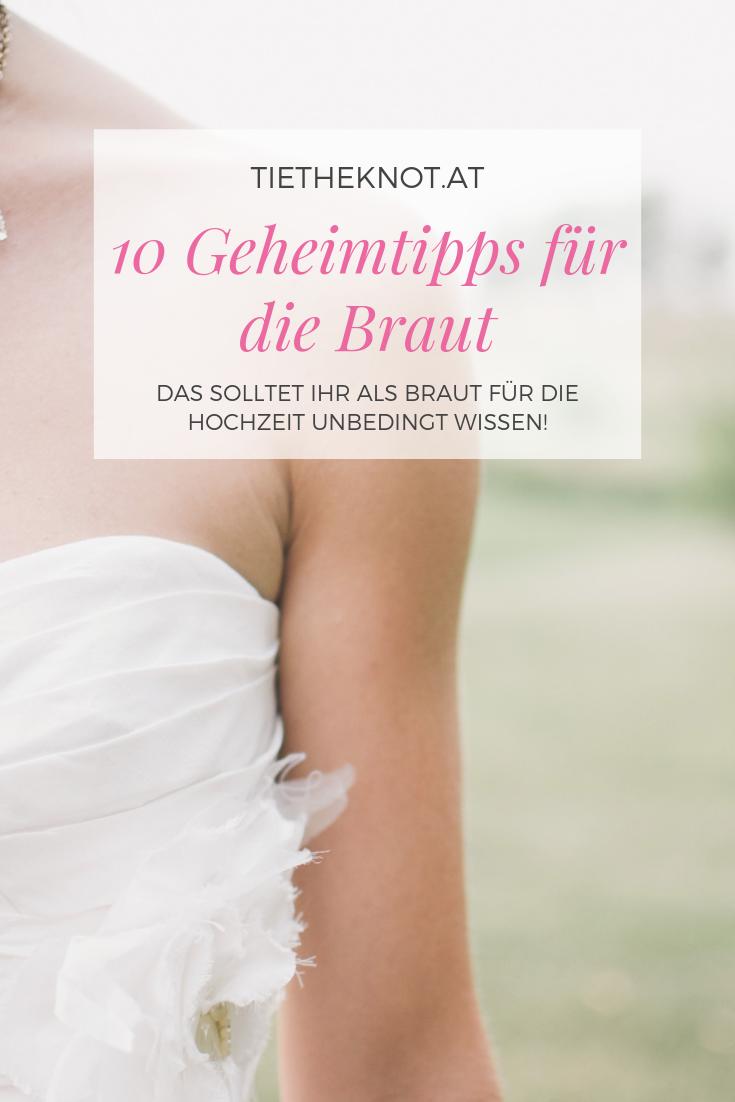 Wenn Brute eine Hochzeit planen, dann sind sie oft auf der Suche nach dem Besond…