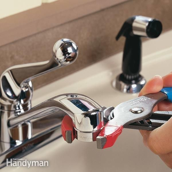 Low Water Pressure May Not Be The Reason For Weak Water Flow From Faucets Check For A Clogged Aerator You Can Fix It In Home Fix Home Maintenance Home Repair