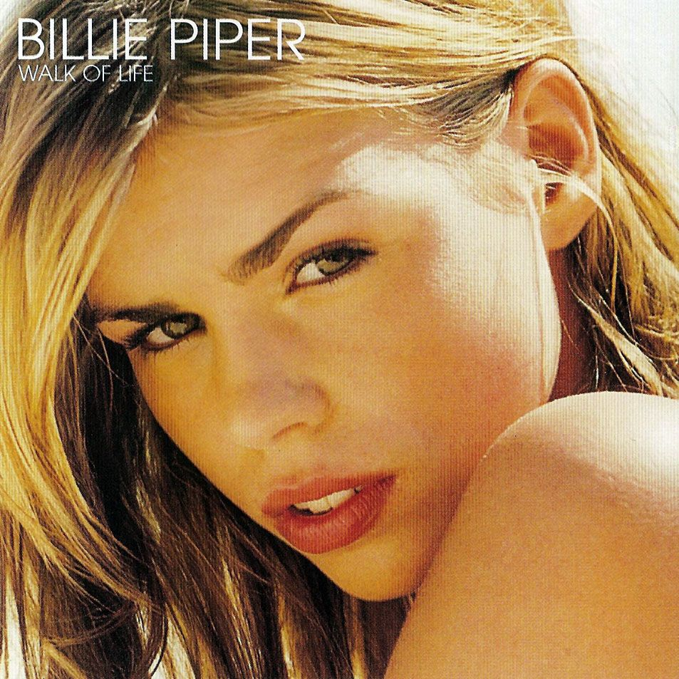 Billie Piper's second album from 2000 'Walk Of Life