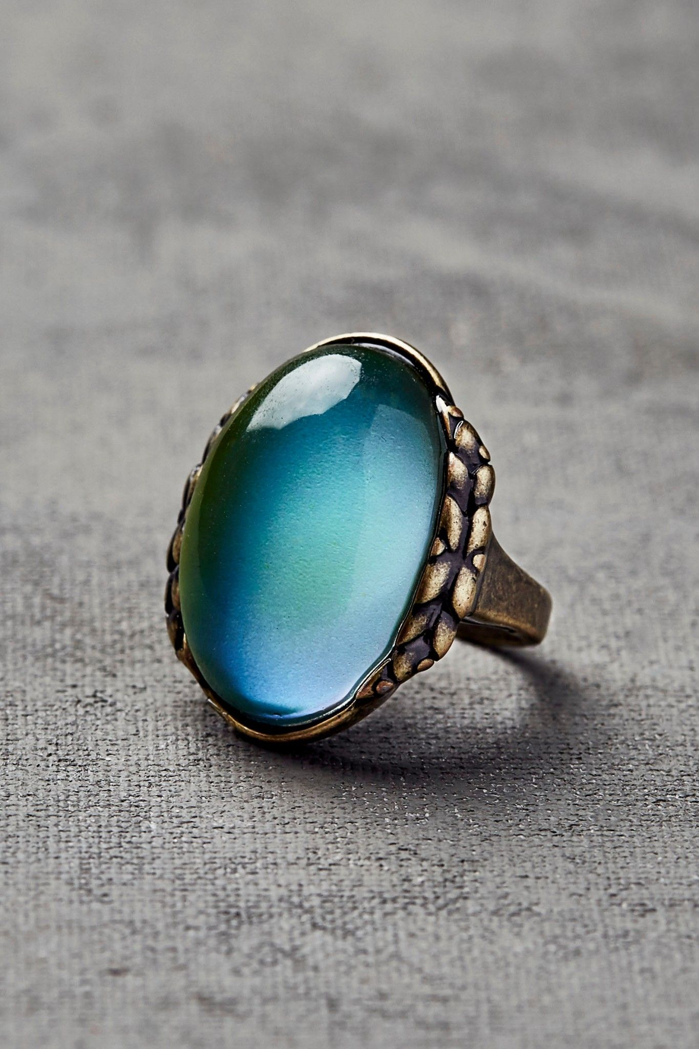 How are you feeling today keep tabs on your mood with our color keep tabs on your mood with our color changing mood ring colors reflect if you are stressed nervous active relaxed or romantic nvjuhfo Image collections