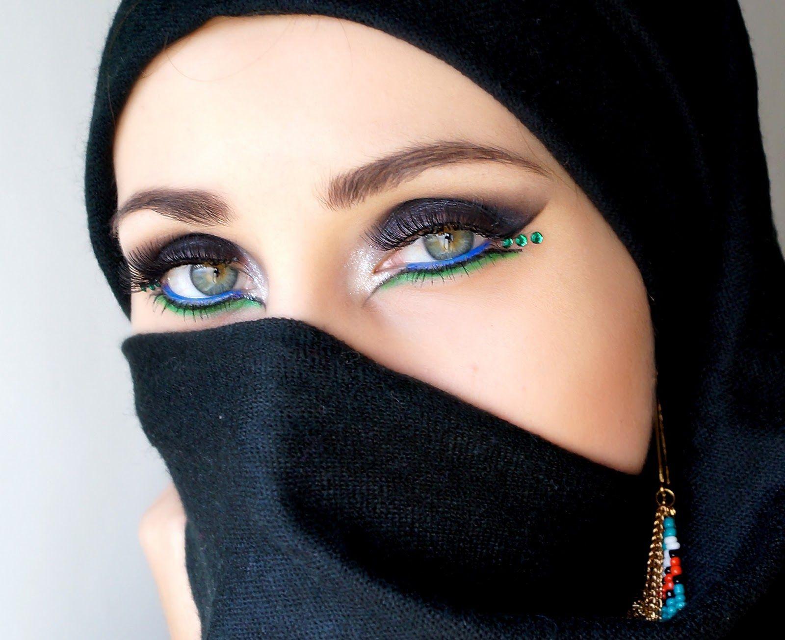 Pin By Make Up Make Up On Wizaz21  Arabic Makeup, Belly Dance Makeup, Beautiful Eye Makeup-4098