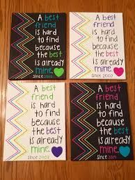 Image Result For Homemade Birthday Ts Ideas Bff Also Rh