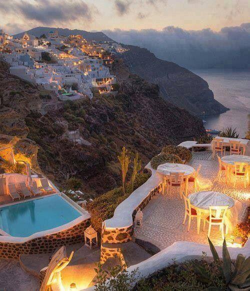 Santorini Hellas ,Greece.
