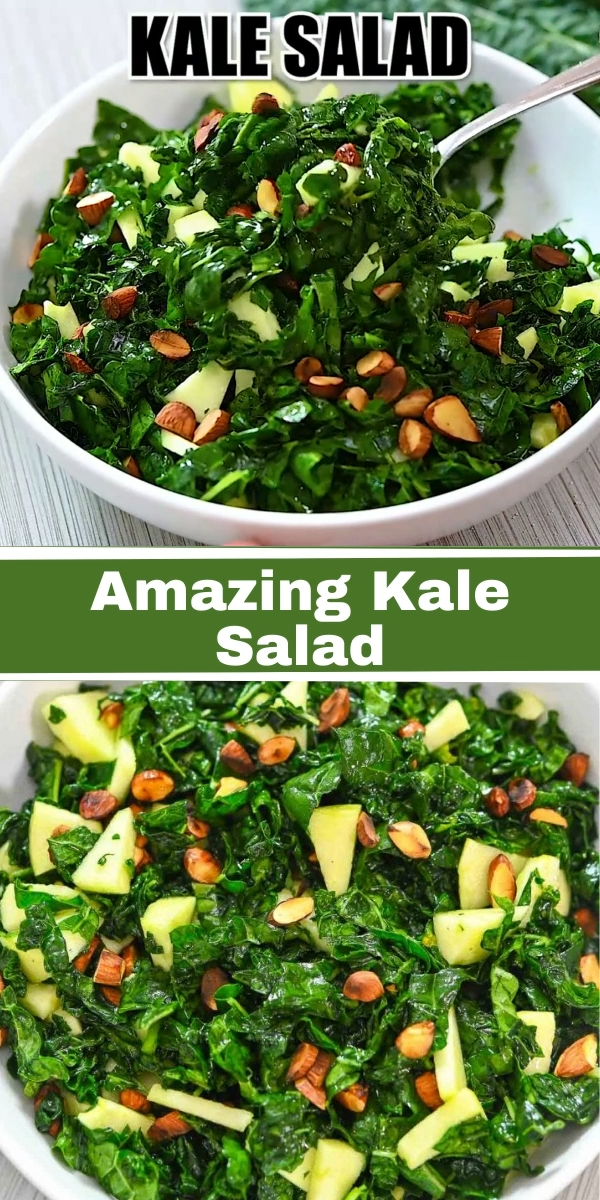 Amazing Kale Salad