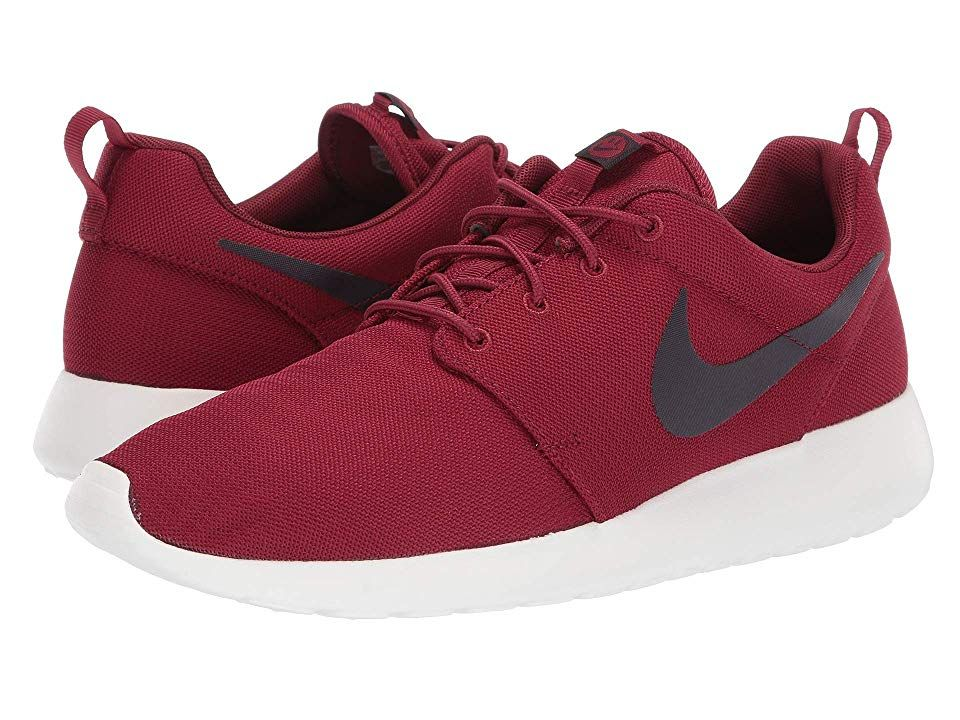 outlet store 2592b f3fc9 Nike Roshe One Men's Classic Shoes Team Red/Burgundy Ash ...