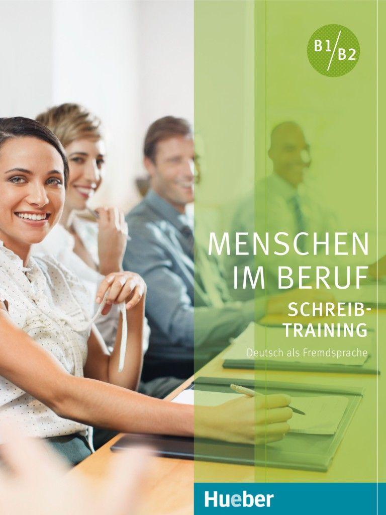 hueber shop katalog menschen im beruf schreibtraining kursbuch