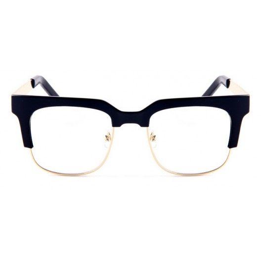 lunettes sans correction dans le style  Moscot monture large, un  musthave  pour la rentrée !  clearlensglasses  frames  2015  vintage  retro 6879da618a09