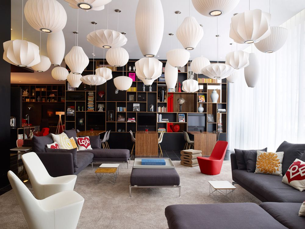 CITIZENM LONDON BANKSIDE u2013 London, UK Hotels \ Resorts Interior