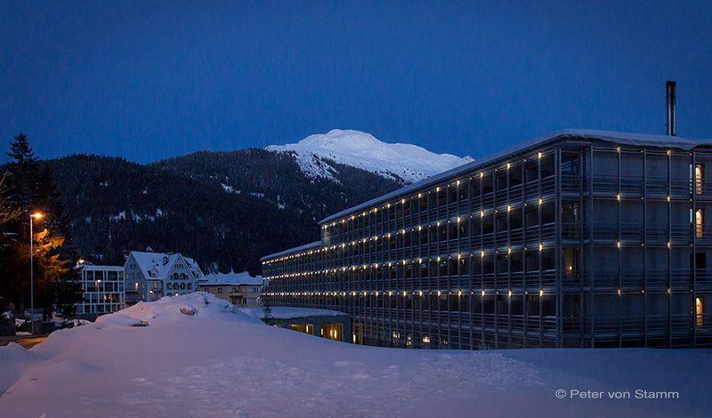 Das Ameron Mountain Hotel in Davos - Davos schön ist