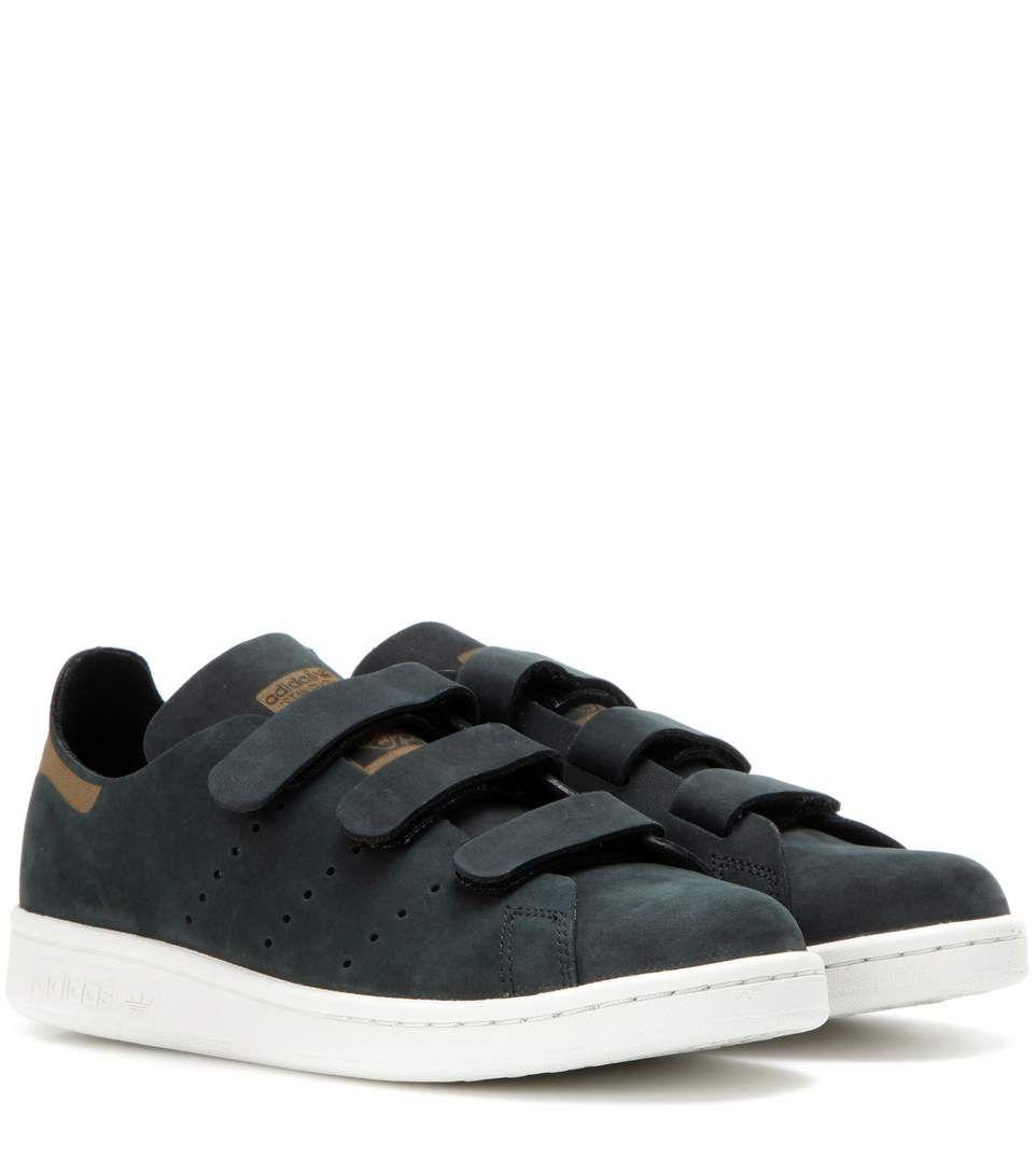 ADIDAS ORIGINALS Stan Smith Comfort Suede Sneakers.  adidasoriginals  shoes   sneakers 9262d03e2c4a1