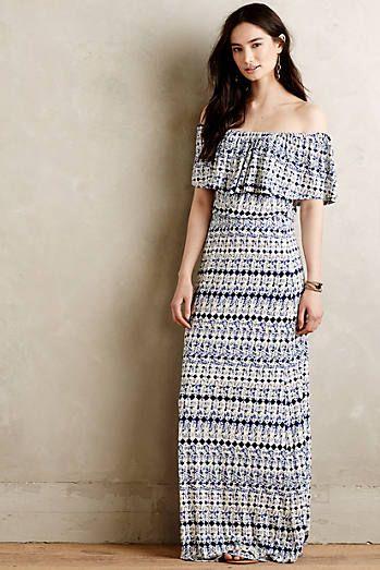 Lehua Maxi Dress