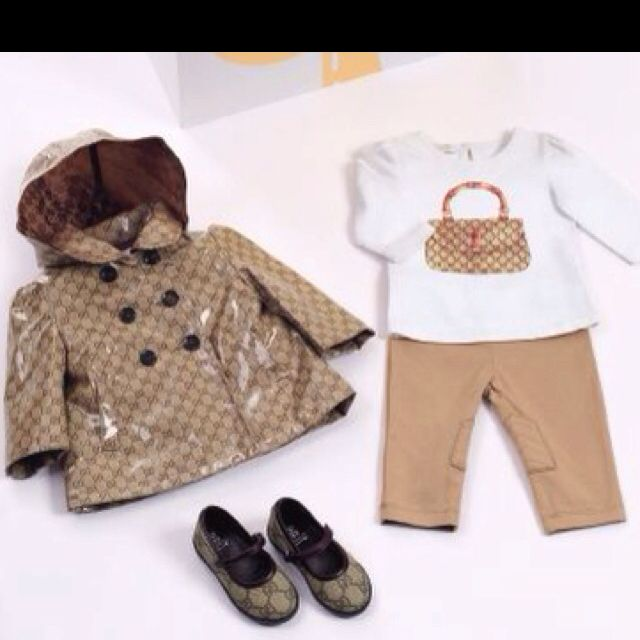Every baby needs a little Gucci!