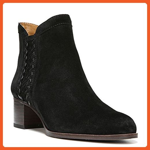 Franco Sarto Women's Chenille Black Boot 6.5 M - Boots for women (*Amazon  Partner