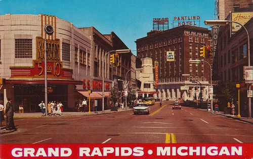Grand Rapids Michigan With Images Grand Rapids Michigan