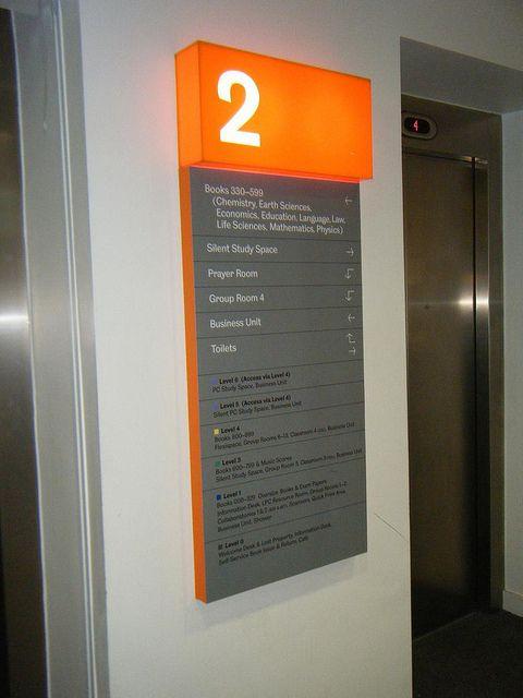Floor Directory Illuminated Signage Design Wayfinding Signage Wayfinding Signage Design