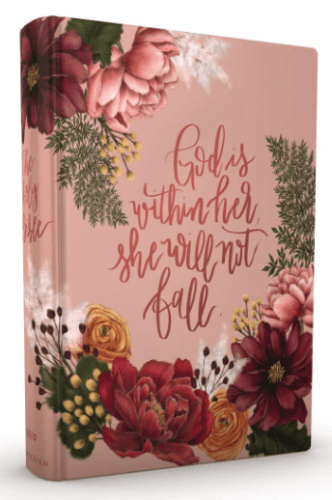 Niv Artisan Collection Bible Pink Floral Book Review