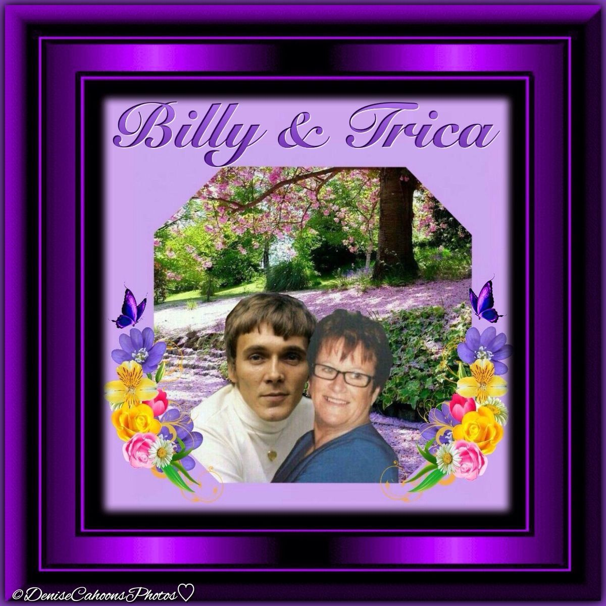 For My Friend Tricia