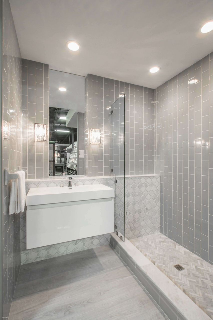 Houzz Small Bathrooms With Showers Luxury Small Modern Bathroom