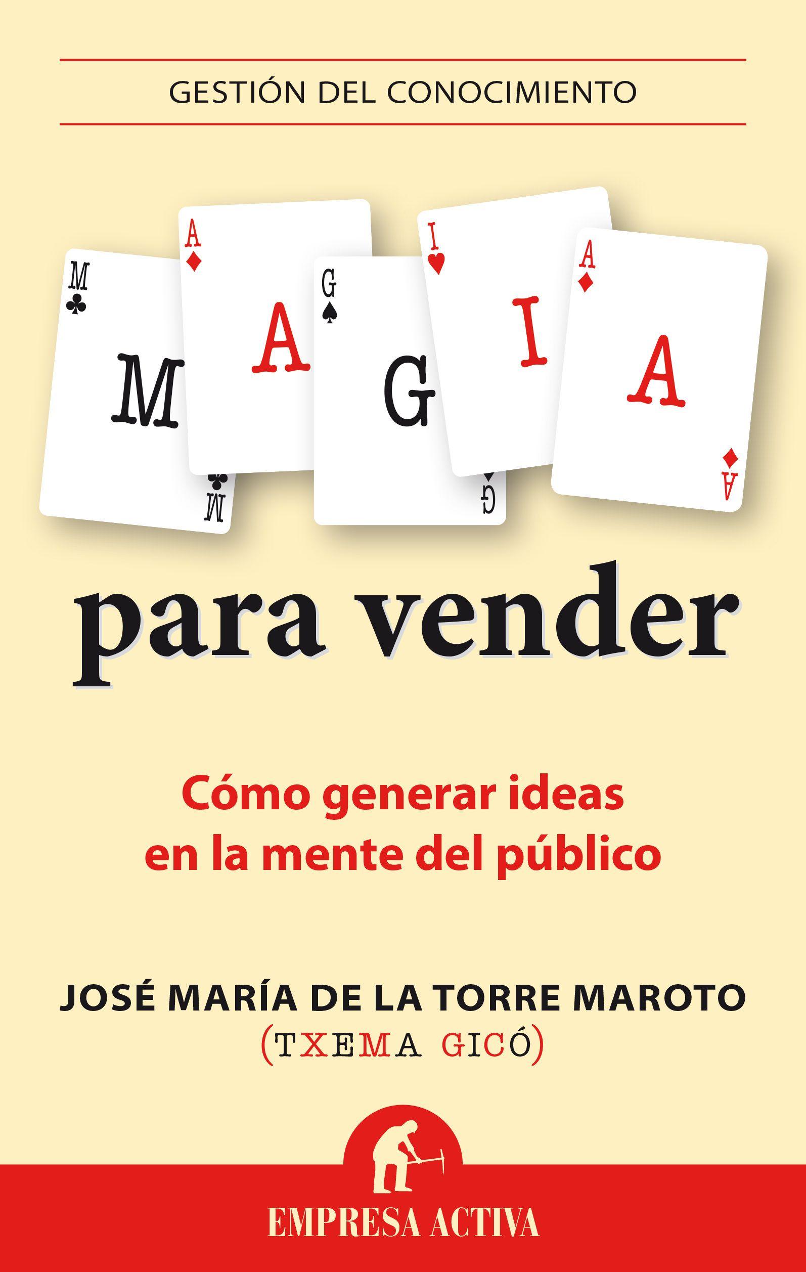 resumen con las ideas principales libro magia para