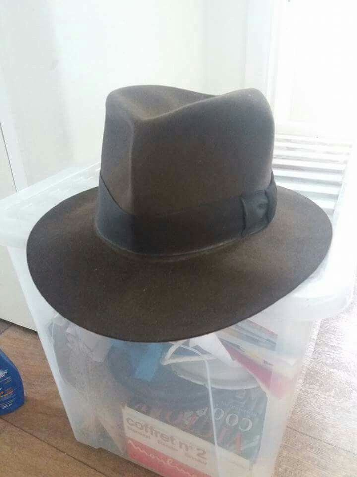 Got this Akubra Federation iv for a bargin price. Hopefully it will fit!
