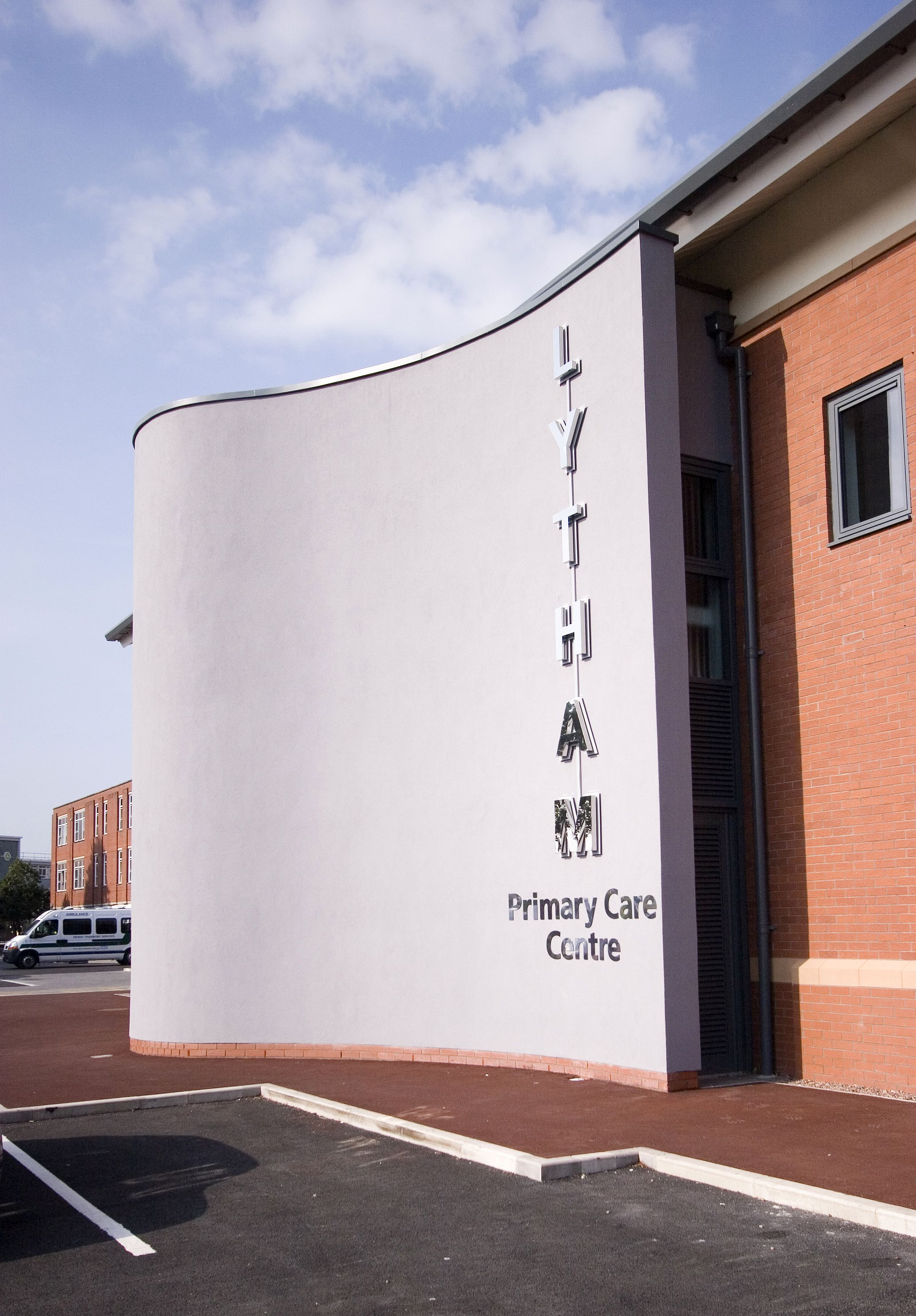 Pin by Guttermaster Limited on Lytham Primary Care Centre