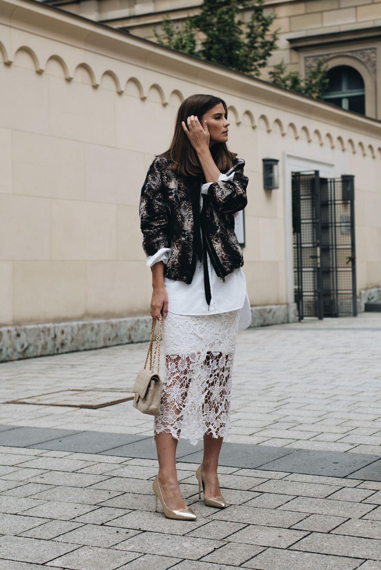 the best attitude b951f a6914 1 Teil – 3 Looks: Die weiße Bluse | Style | Weiße bluse ...