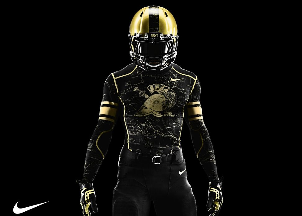 Army and navy to take the field with new uniform designs