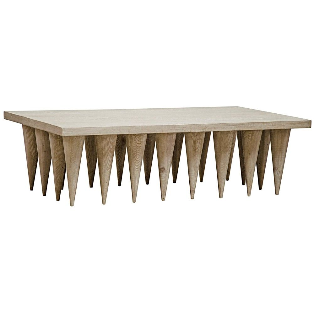 The Hawthorn Coffee Table from CFC is one of the unique designs from