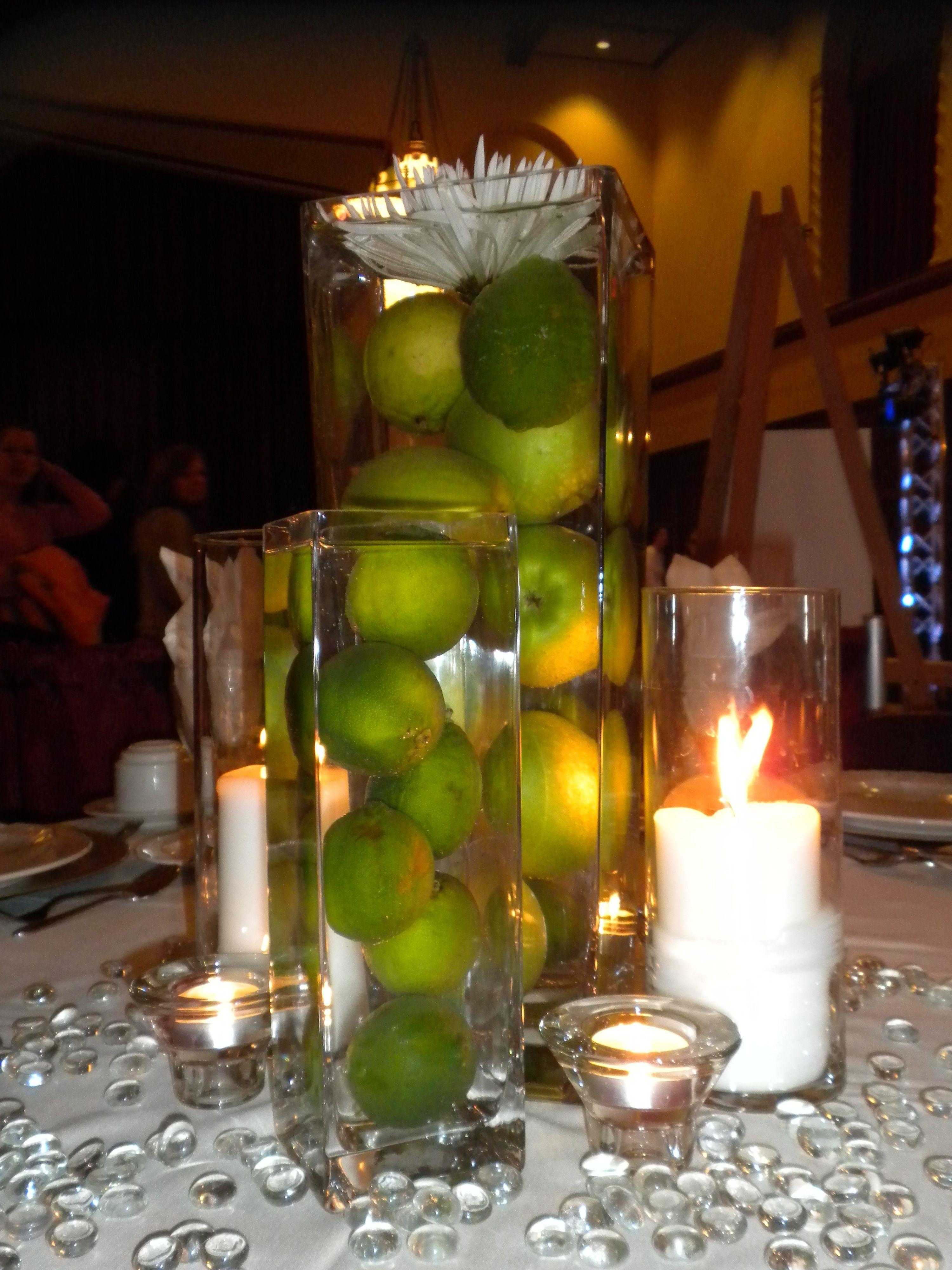 Fruit centerpieces | Wedding | Pinterest | Fruit centerpieces ...