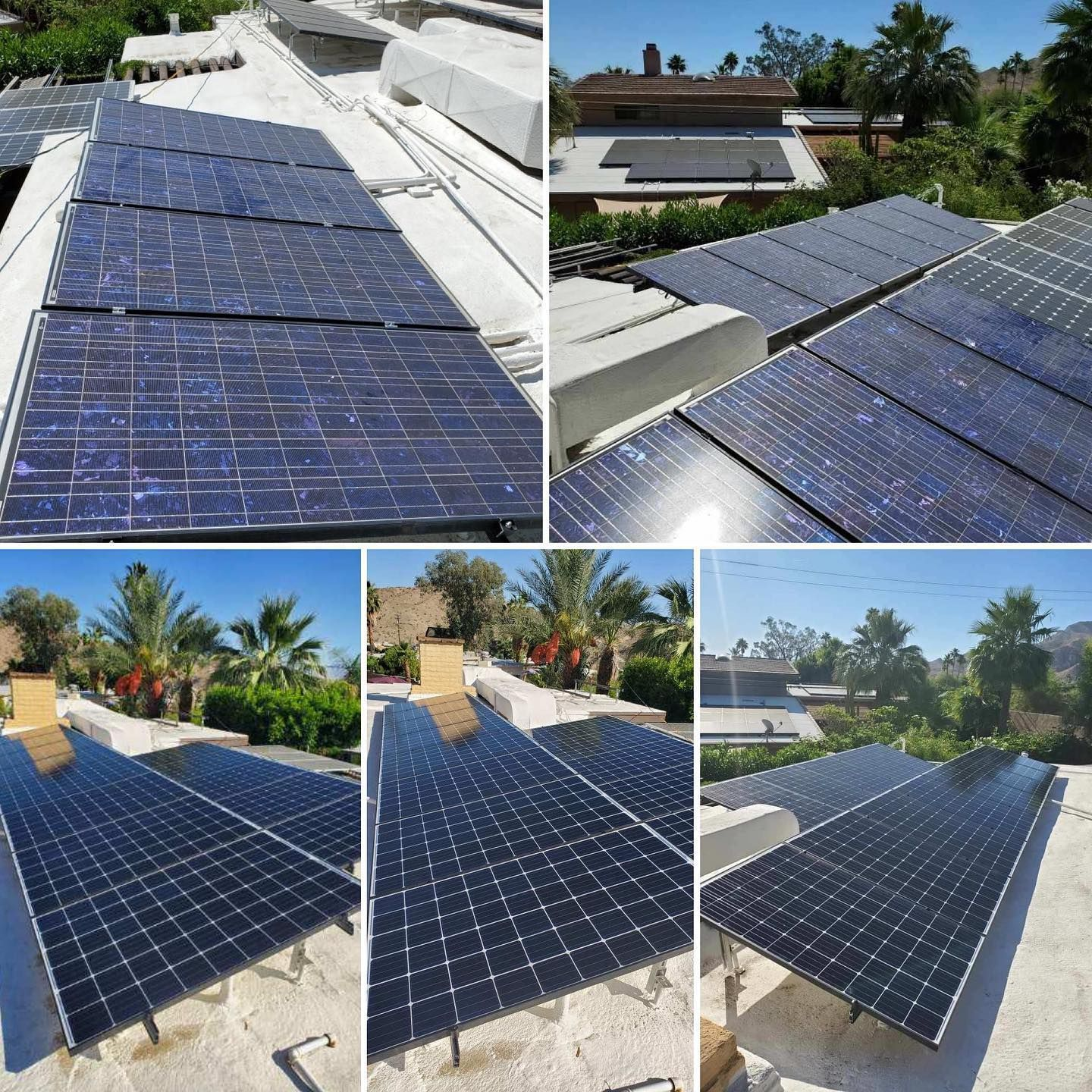 Solar Panel Replacement Before And After Removed 20 Installed 13 Done In 4 Hours Powerthatpaysforitself In 2020 Solar Panels Solar Roof Solar Panel
