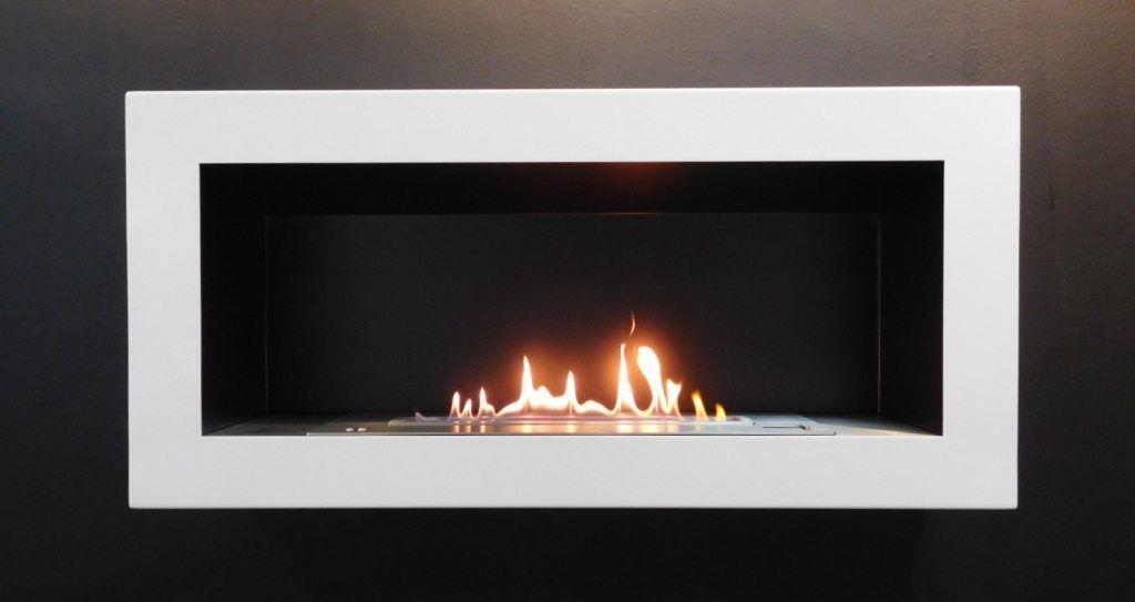 Wandkamin Http://Www.A-Fireplace.Com/De/Wandkamin-Sasa/ | Ethanol