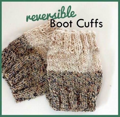 Boot Cuffs Free Knitting Patterns Boot Toppers Knitting Patterns