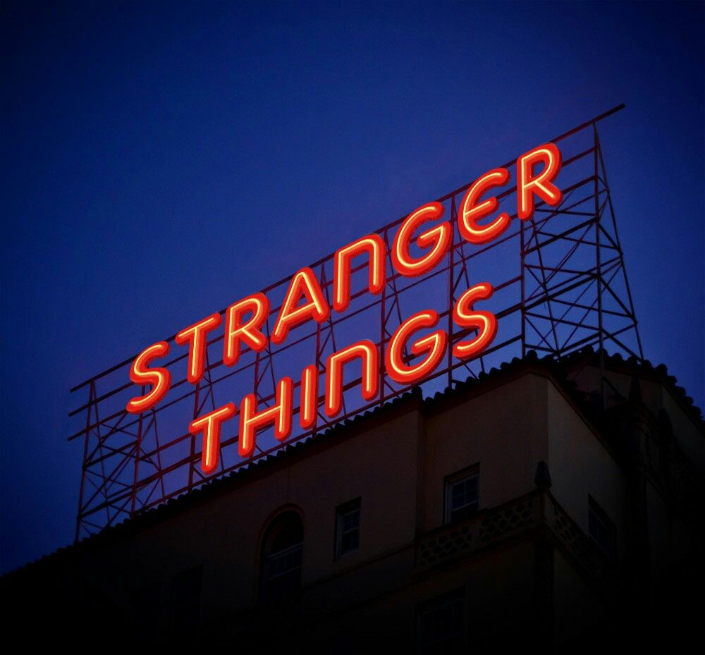 Stranger Things ️♥ En 2019