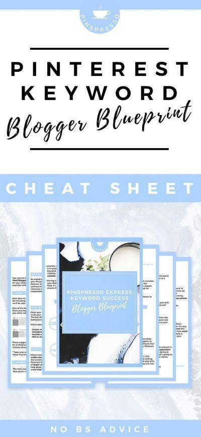 Pinspresso keyword success blogger blueprint online blog pinspresso keyword success blogger blueprint malvernweather Gallery
