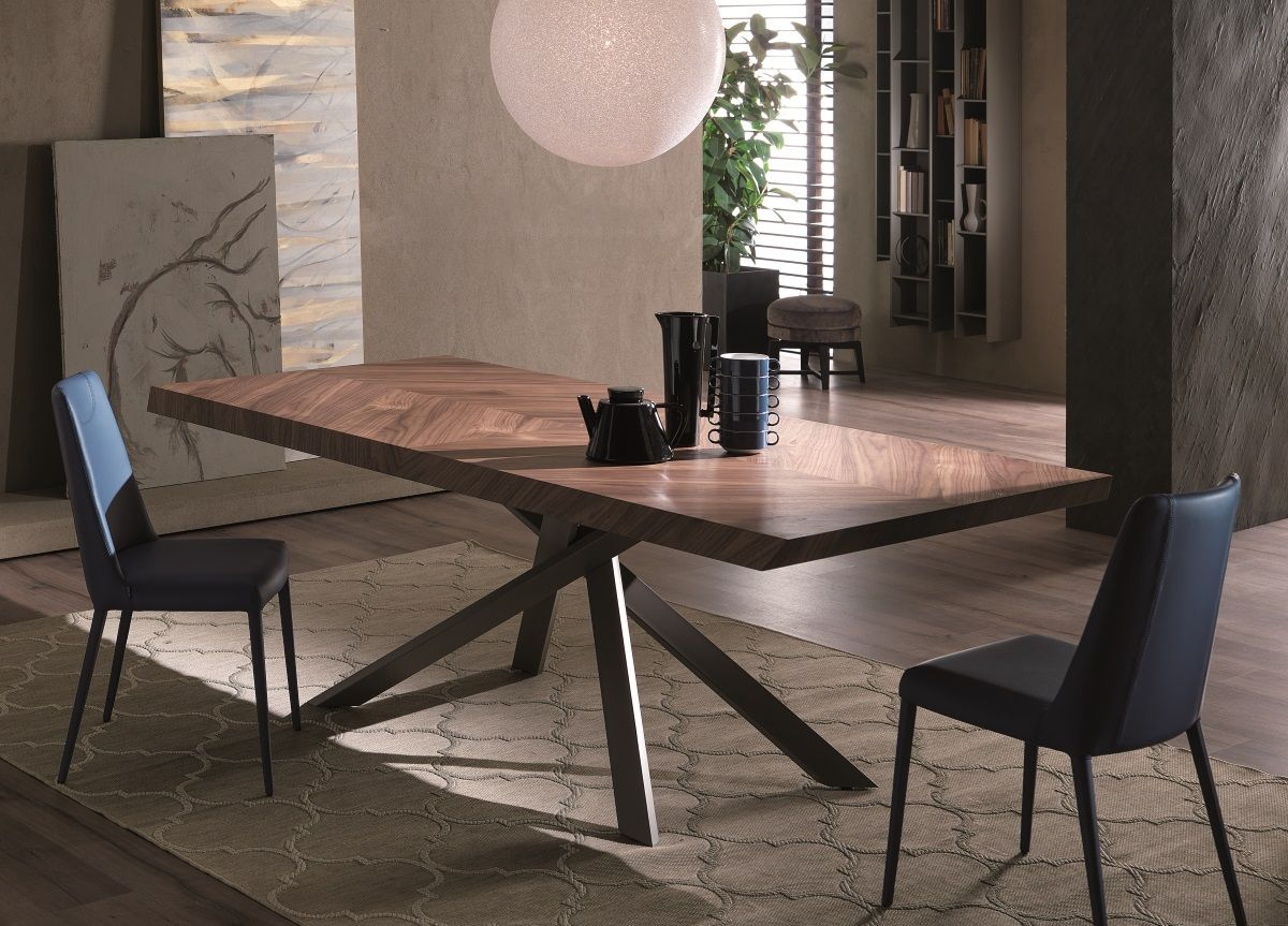 Ozzio 4x4 Dining Table
