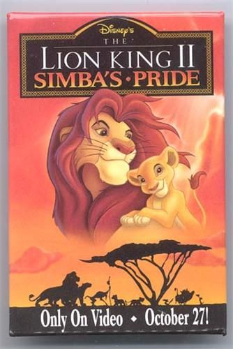 Disney Cast Member Lion King Promo Cast Member Pin Pin Poster