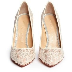 cheap sale nicekicks CHARLOTTE OLYMPIA Laced shoes outlet exclusive how much buy cheap clearance NT2sFMNThn